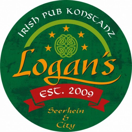 logo - logans irish pub